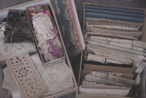 Boxes Lace