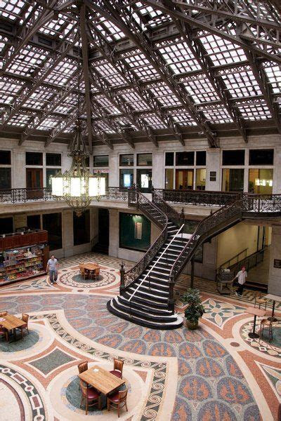 Ellicott Square Building   Buffalo Wedding Ceremony Venues