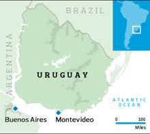 Uruguay gráfico