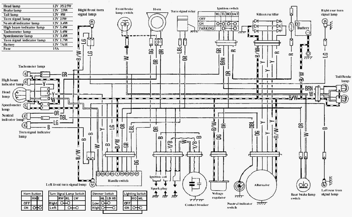 1971 Suzuki Ts185 Wiring Harnes | Ts185 Wiring Diagram |  | Fuse Wiring