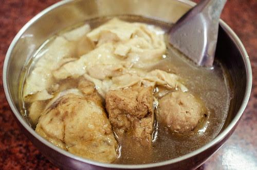彰化豆包湯