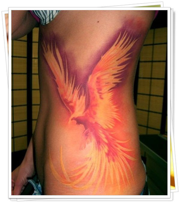 colored tattoos 26