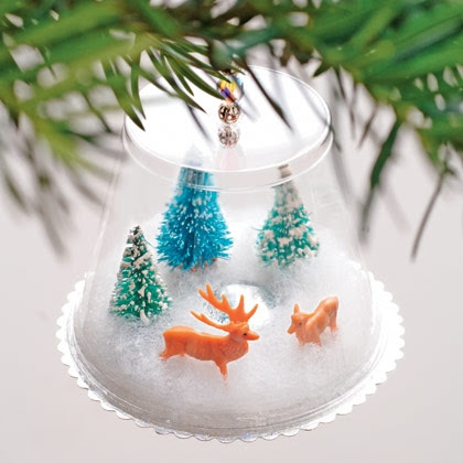 Winter Wonderland Christmas Ornament