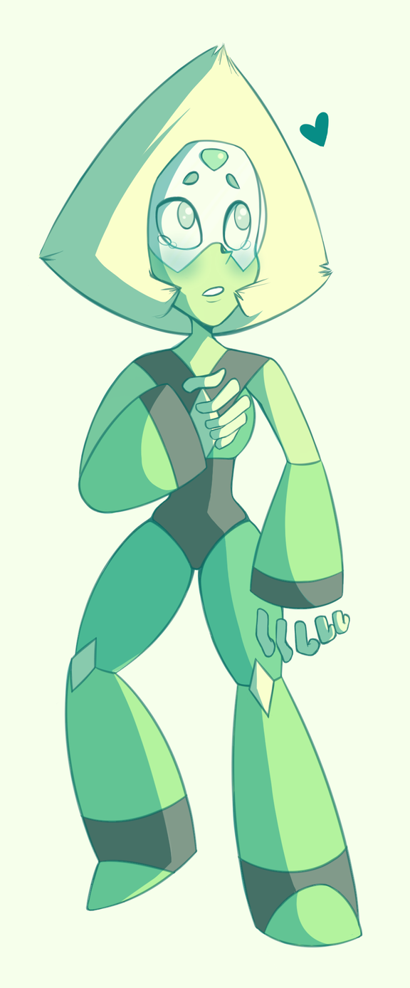 ...then I did. I'm pretty certain we're going to be seeing her limb enhancers again. I don't know when, but I'm hopeful. I imagine somebody offers to find them for her. I love her so, so much. Peri...