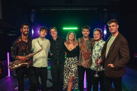 Party & Wedding Band from London with sax   The Skip Jacks 7
