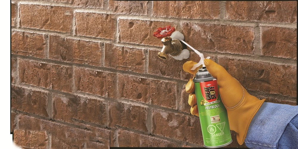 Amazon.com: GREAT STUFF Pestblock 12 oz Insulating Foam Sealant ...