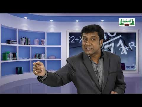 முப்பரிமாணம் Std 12 TM Maths Vector Algebra PART 02 Kalvi TV