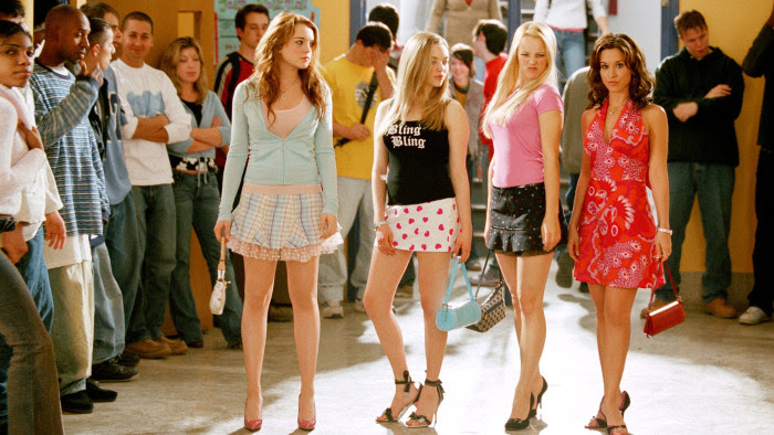 "What happens to ""Mean Girls"" once they're all grown up? A new study suggests they won't look so cool."