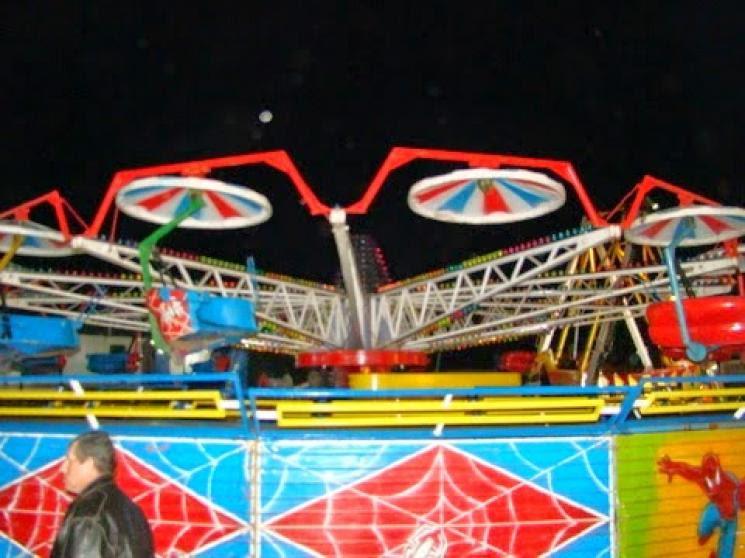 Resultado de imagem para acidente parque de diversões