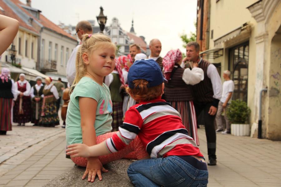 Фольклорный фестиваль Atataria в Каунасе (6)