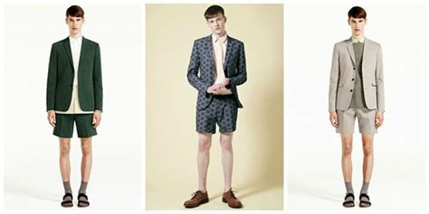 short mens suits  kind  shorts men  wear