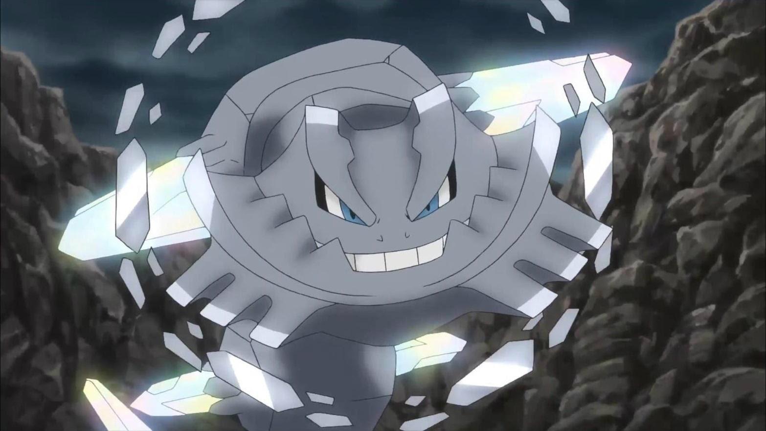 Go grab your Mega Steelix and Mega Pidgeot stones in Pokemon Sun and Moon screenshot