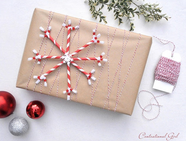 http://www.centsationalgirl.com/wp-content/uploads/2011/11/brown-package-paper-straw-snowflake.jpg