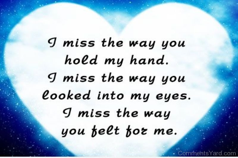 Quotes About Missing You 263 Quotes