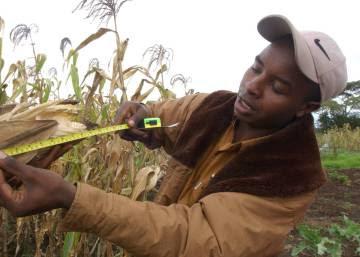 Los jóvenes agricultores, la piedra angular de los ODS