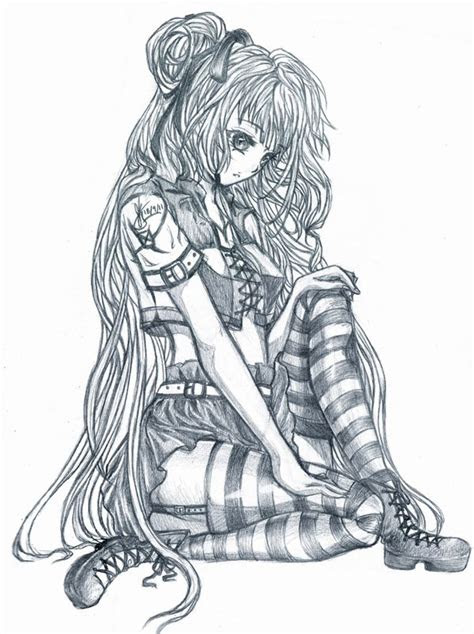 beautiful anime drawings anime manga