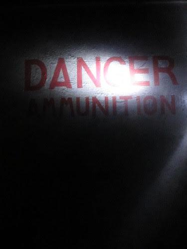 Danger Ammunition - Brompton Road