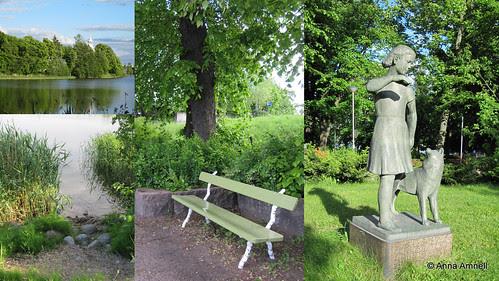 Töönlahti, Helsinki