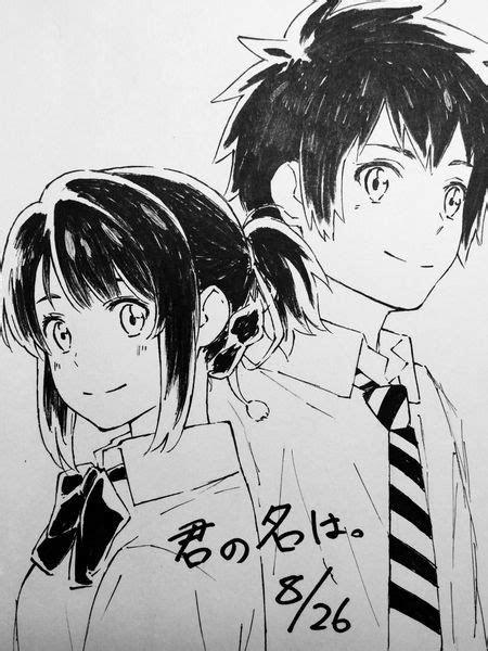 pin  naruto  animemanga   anime kimi  na