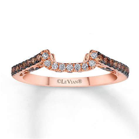 Le Vian Bridal Chocolate Diamonds 14K Gold Wedding Band