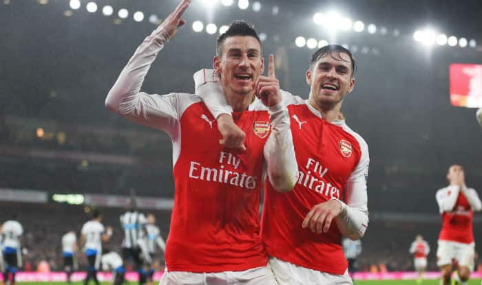 Image result for arsenal vs stoke city