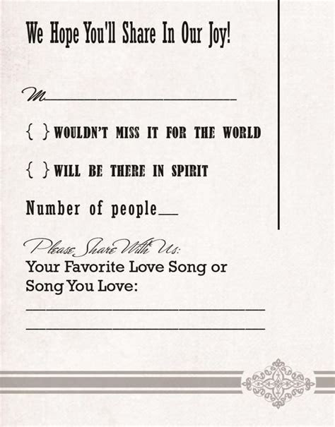 78 Best images about Wedding RSVP/ Invitation Card Ideas