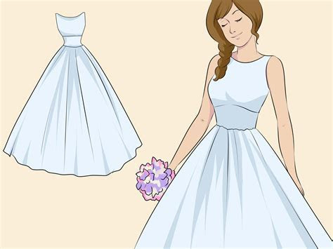 4 Ways to Choose a Wedding Dress for Your Body Type   wikiHow
