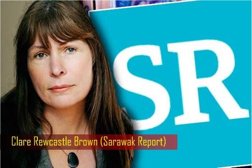 Clare Rewcastle Brown - Sarawak Report SR