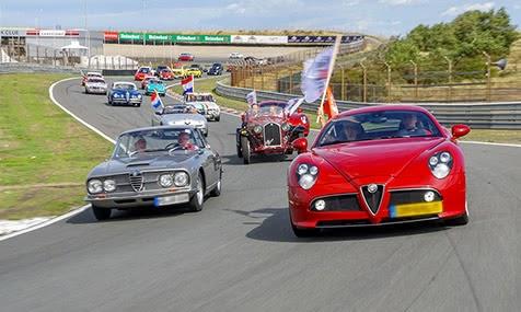 Alfa Romeo Spettacolo