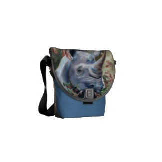 Rhino Mini Messenger Bag