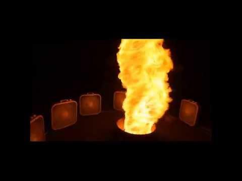 video que muestra como se hace un Tornado de Fuego