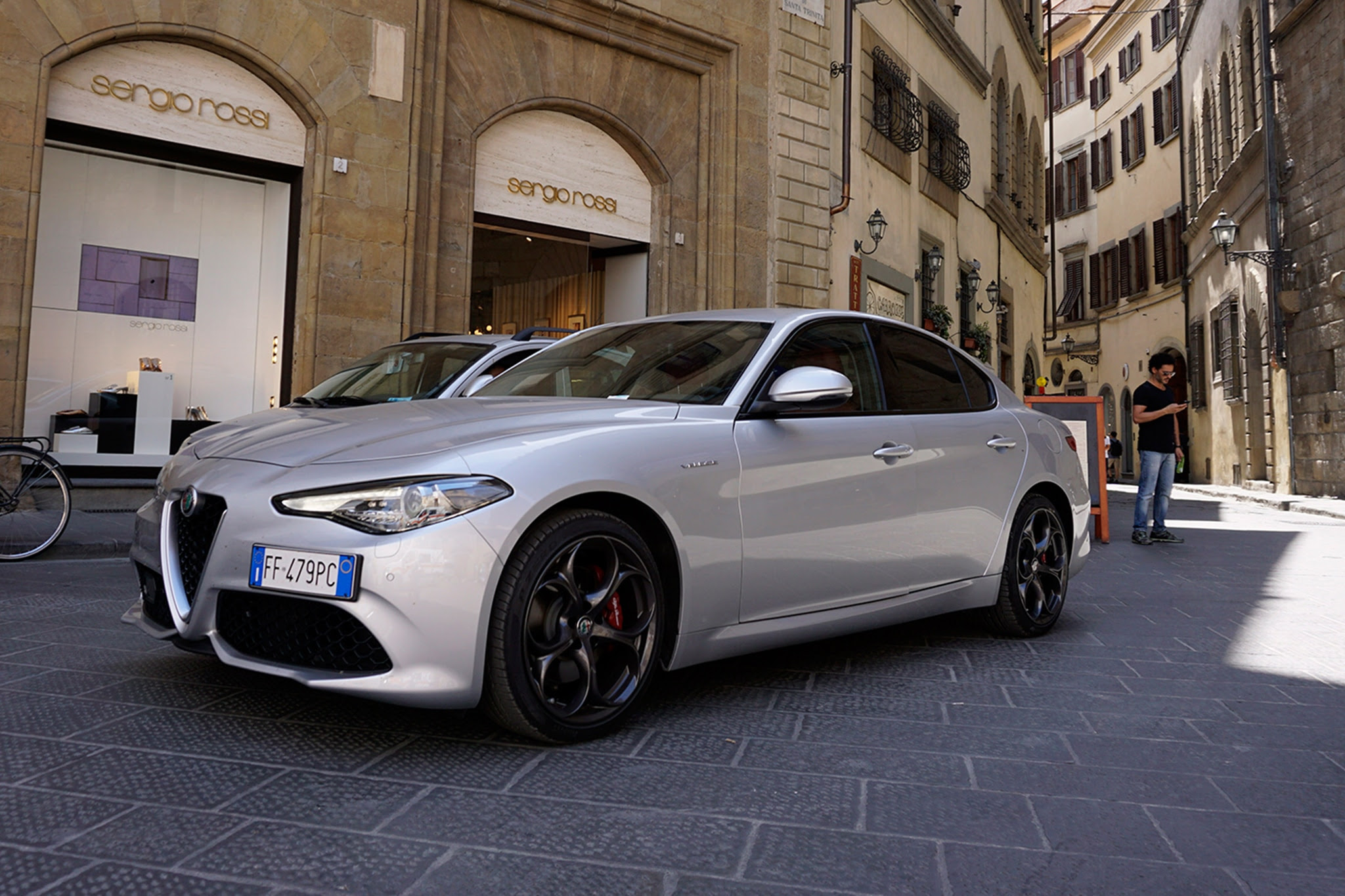 One Week in Italy with a 2017 Alfa Romeo Giulia Veloce Q4