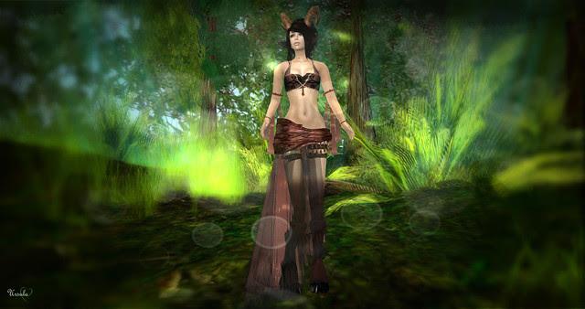 Enchanted Faun