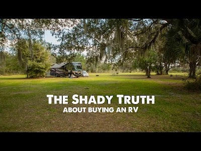 Gone with the Wynns videos: The Shady Truth About Buying a New RV & A Swim with the Endangered Sea Cow in Crystal River