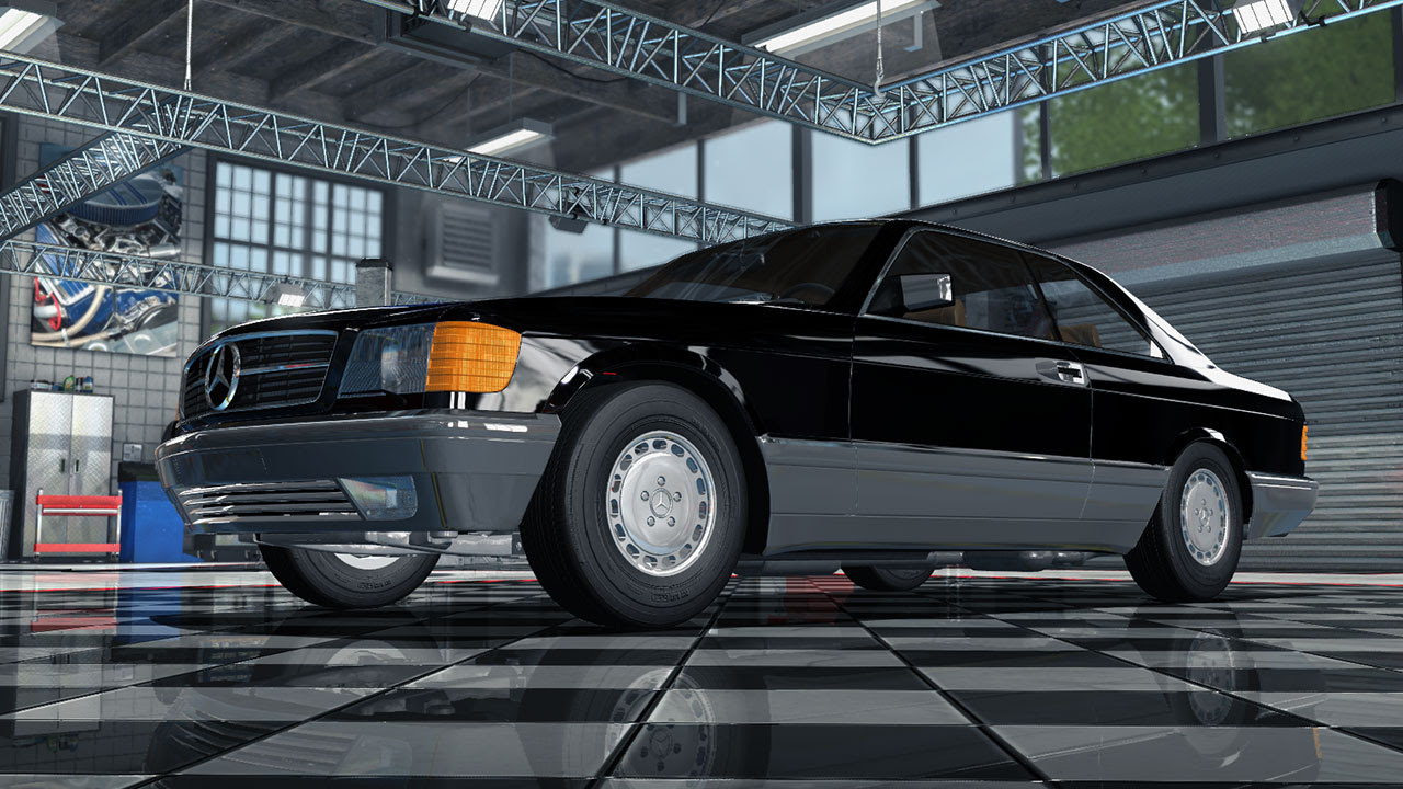 Car Mechanic Simulator 2015 - Mercedes-Benz - FAILMID