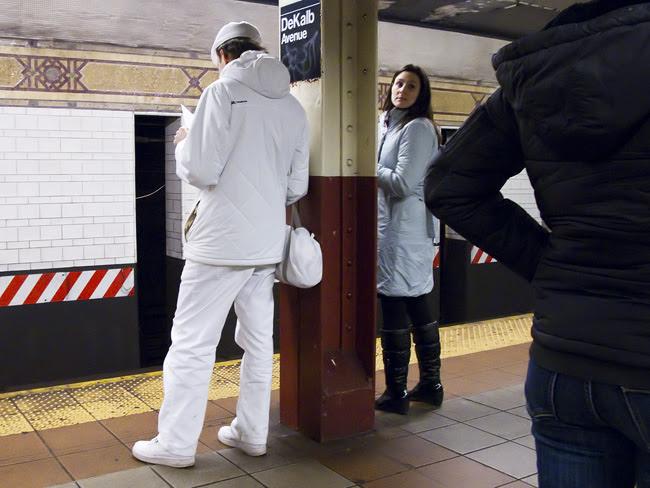 White, in Brooklyn