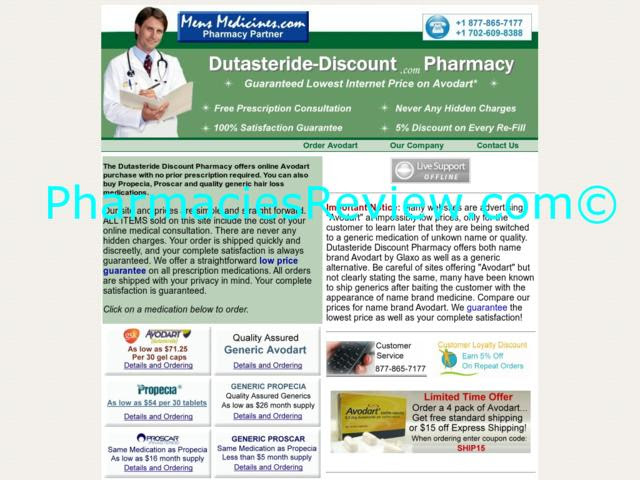 Dutasteride Discount Com Review All Online Pharmacies Reviews And Ratings Online Pharmacies Reviews Ratings Scam Reports