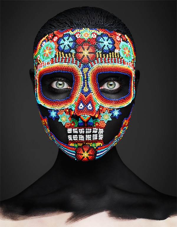 Liam Thinks Gorgeous Day Of The Dead Inspired Designs Created On
