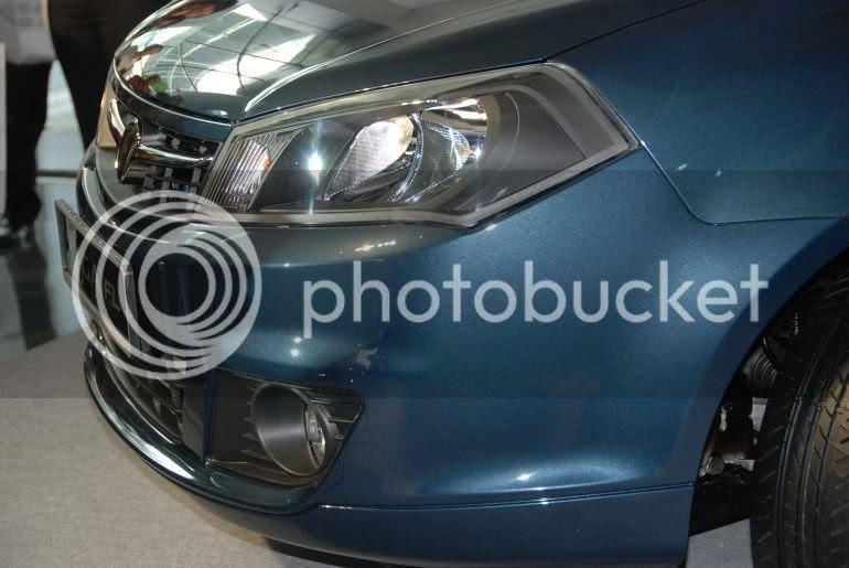 dsc 0693 770 (Gambar) Proton Perkenalkan Model Baru Proton Saga Edisi 2011