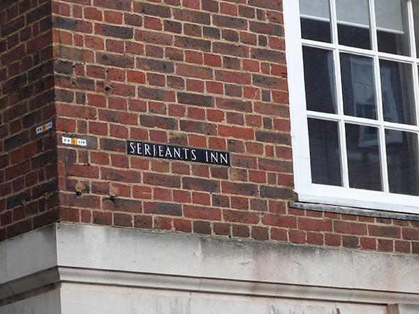 serjeants Inn