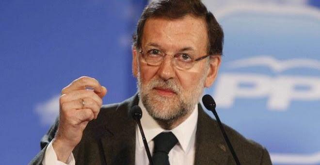 El presidente del Gobierno, Mariano Rajoy, en una imagen de archivo. EFE