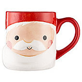 Tesco Christmas Santa Chilli 3D Mug