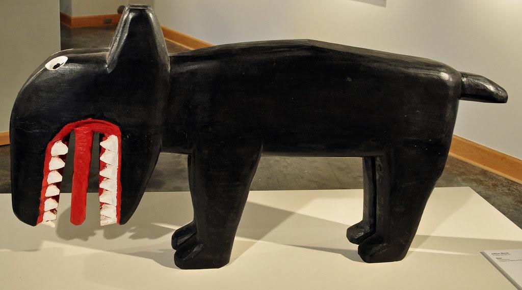 Bear, Minnie Atkins