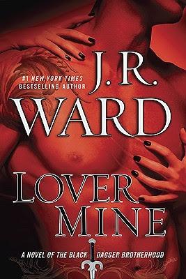 Lover Mine (Black Dagger Brotherhood, #8)