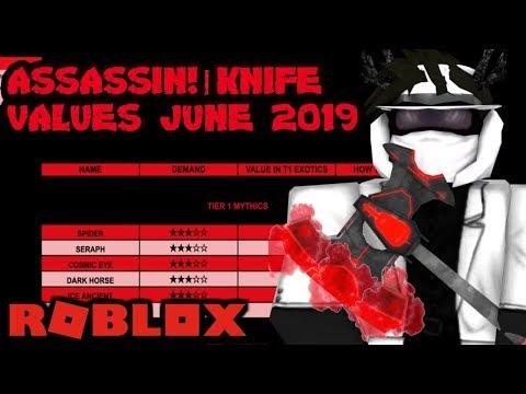Roblox Assassin Elegant Blade Visit Rblx Gg