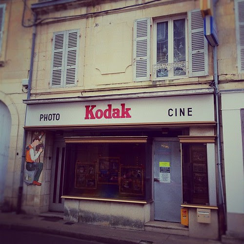#instagram #igersfrance #kodak #ifrance #instagram by Jean-Fabien - photo & life™