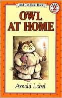 Owl at Home by Arnold Lobel: Book Cover