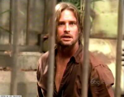 Sawyer's in jail. Again.