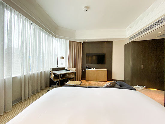 Singapore Marriott Tang Plaza Hotel Executive Room