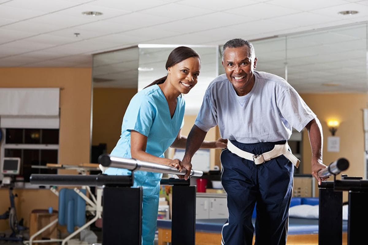 Physical Therapy Services - Touchette Regional Hospital